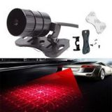 Car Laser Tail Fog Auto Brake Parking Light