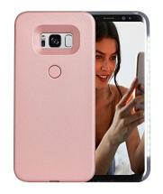 Samsung Galaxy S8 LED Light Selfie Case Cover
