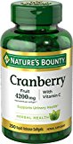 Nature's Bounty Cranberry with Vitamin C 42…