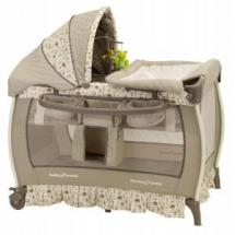Baby Trend Deluxe Nursery Center, Bayou