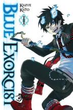 Blue Exorcist Vol. 1…