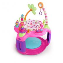 Sweet Safari Bounce-a-Round Activity Center For Your Child