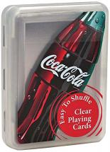 Coca-Cola Waterproof Playing Cards