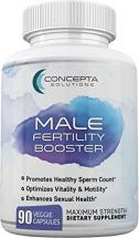 Concepta Male Fertility Booster for Increase Sperm Count
