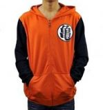 Cosplayhome Dragonball Zip Hoodie with