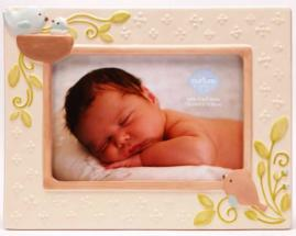 Gibson Nest Ceramic Keepsake Photo Frame