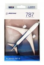 Boeing 787 Single Airplane Model Plane