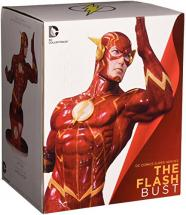 The Flash Bust DC Comics Super Heroe