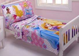 Disney 4 Piece Toddler Set, Princesses W