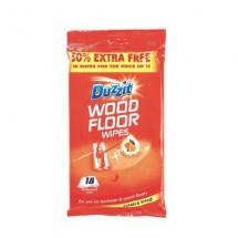 DUZZIT Wipes For Laminated and Wooden Floor