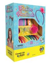 Kids Learning tool with fun Fashion Headbands
