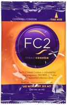 FC2 Reality Female Condom