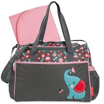 Fisher-Price Elephant Duffel Style Diaper Hand Bag Available For Shopping in Islamabad