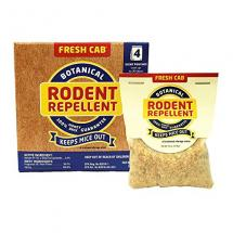 Fresh Cab Rodent Repellent (4 Pouch Box) Net Wt. 10 Ounce