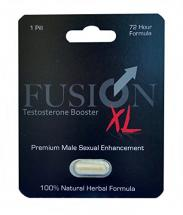 Fusion XL Testosterone Booster Male En