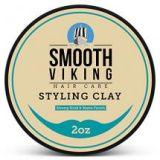 Hair Styling Clay for Men by Smooth Vi