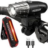 HODGSON Rechargeable Bike LED Light Set
