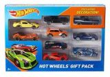 Hot Wheels Genuine 9-Piece Car Gift Pack