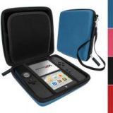 iGadgitz EVA Hard Case Cover for Nintendo 2DS