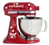 Milk Mug I Love Cupcakes Mixing Machine MIxer