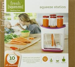 Infantino Squeeze Station For Your Kitch