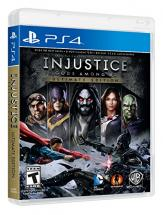 PS 4 Ultimate Edition of Injustice Gods Among Us