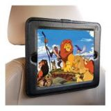 Apple iPad Car Leather Headrest Mount Holder for Kids