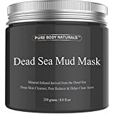 Pure Body Naturals Beauty Dead Sea Mud Mask…