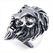 KONOV Lion Ring Jewe…
