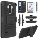 LG G CAse Stylus Pen And Screen Protector