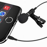 Microphone for iPhone, iPad, Samsung and Windows Smartphones