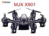 MJX X901 2.4G Mini RC Drone Hexacopter