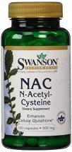 Nac N-Acetyl Cystein…