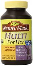 Nature Made Multi fo…