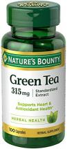 Nature Bounty Green Tea Capsules
