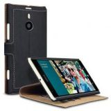 Nokia Lumia 1520 Leather Black By Covert Case