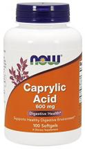 NOW Caprylic Acid fo…