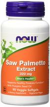 Now Foods Saw Palmetto 320mg