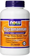 NOW Foods Glucomanna…