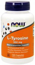 NOW L-tyrosine for M…