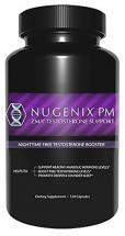 Nugenix PM ZMA Testosterone Booster Ca