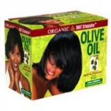ORS Olive Oil for Silky, Soft Healthy Straight Hair