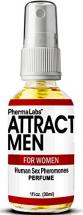 Phermalabs ATTRACT MEN Pheromones For Women 1oz bottle