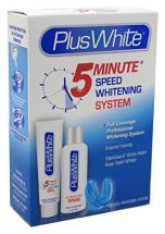 Plus White 5 minute …