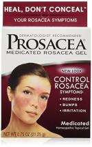 Prosacea Rosacea Gel 0.75 oz for Redness, Bumps and Irritation