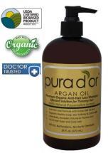 Pura d'or Argan Oil Hair Loss Cont