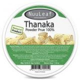 Pure Thanaka Face Powder for Dark Spot, Skin Whitening & Anti-Acne + Aging