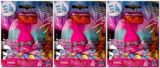 Trolls Surprise Mini Figure Includes 3 Blind Bags of Series 4
