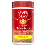 Seven Seas Omega-3 Fish Oil Plus Cod L