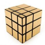 3 x 3 Gold Mirror Cube Puzzle by ShengShou